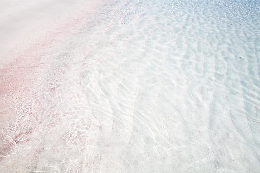 agua de playa