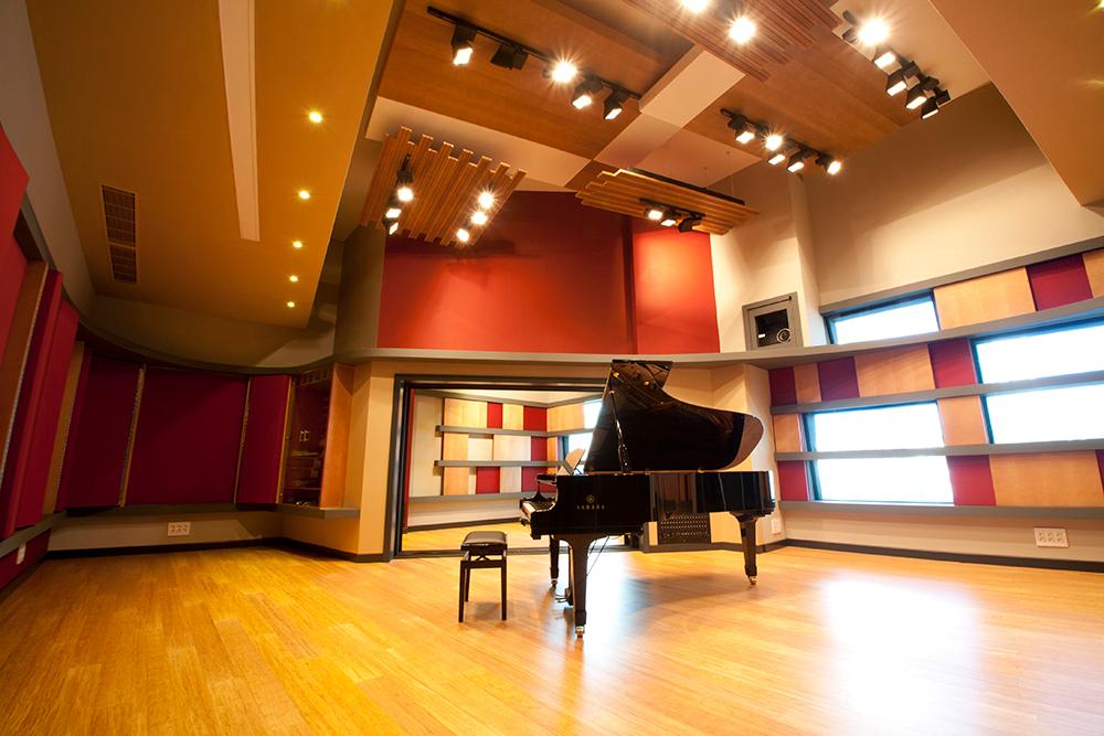 Estudios de grabación de Berklee Valencia