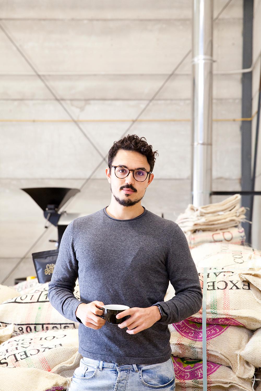 Carlos Rios retrato