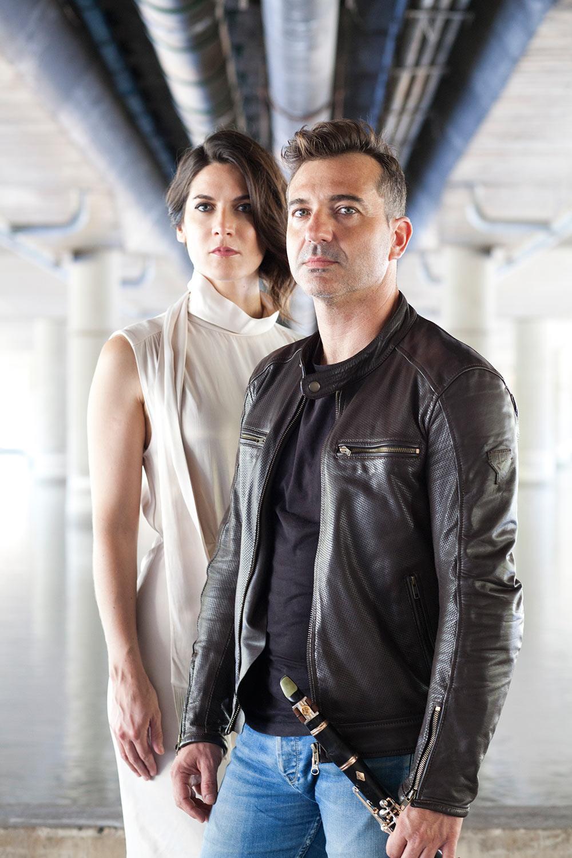 Duo María Abad y Cecilio Villar