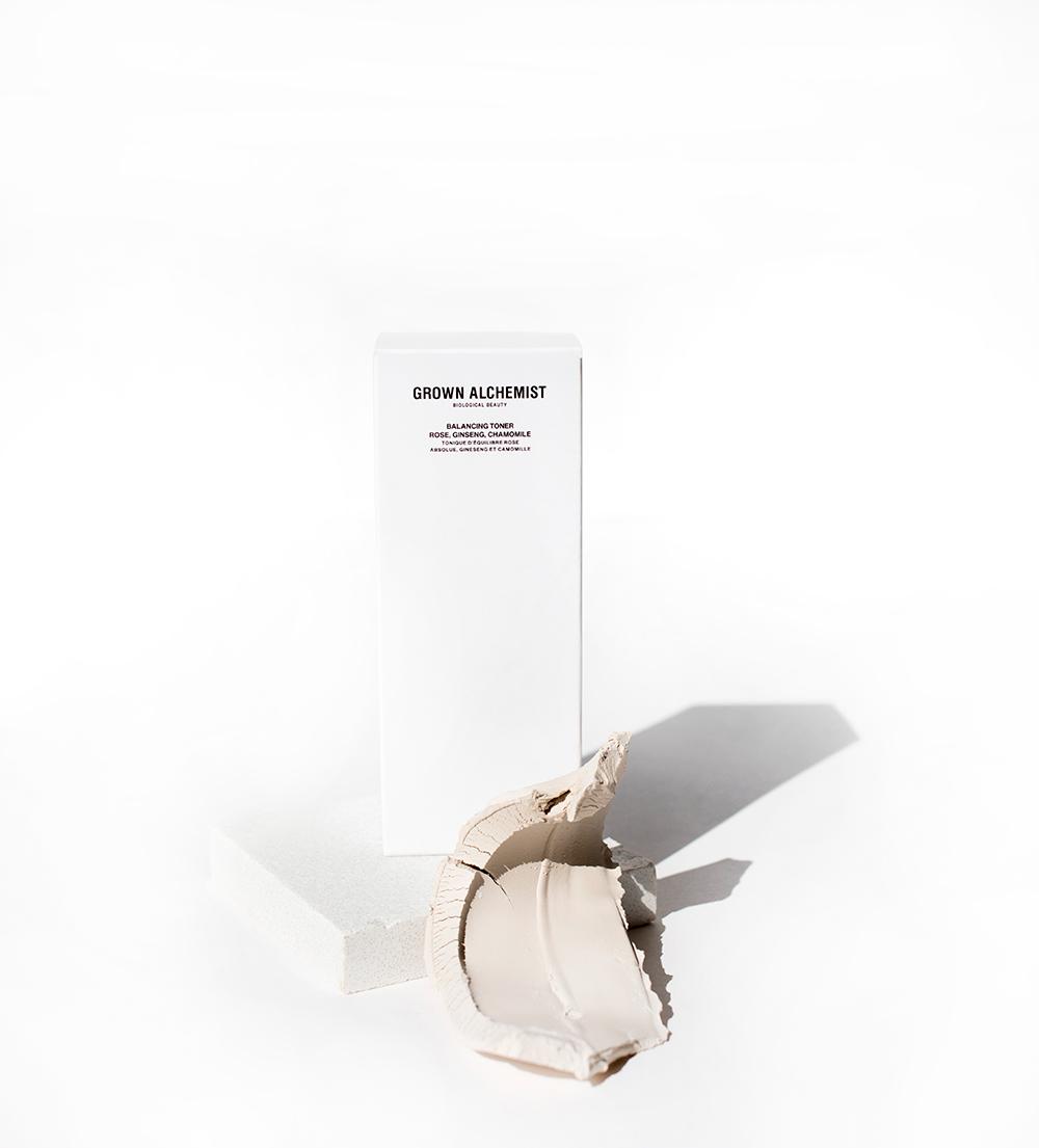 packaging blanco