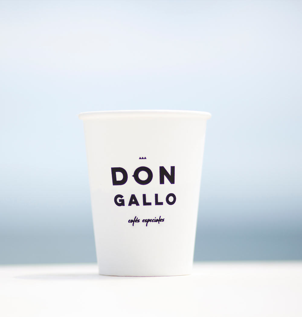 vaso café don gallo