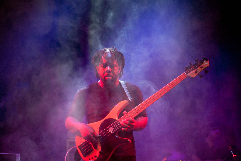 Victor Wooten en concierto con Berklee Valencia